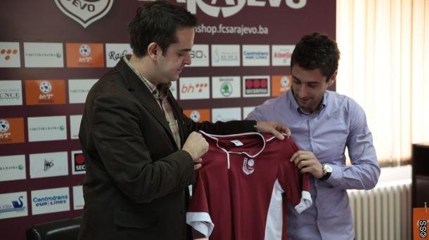 Džakmić potpisao za Sarajevo: Presretan sam zbog povratka