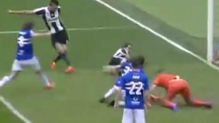 Higuain spriječio Mandžukića da postigne gol