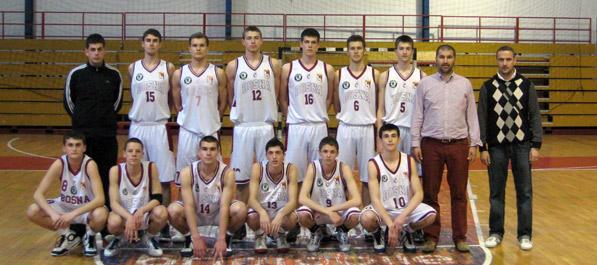 Juniori Bosne najbolji u Zenici