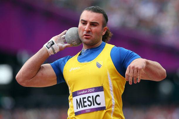 Kemal Mešić ostvario najbolji rezultat sezone
