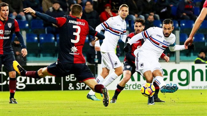Katastrofalna greška Viviana i Pavoletti donijeli Cagliariju bod protiv Sampdorije
