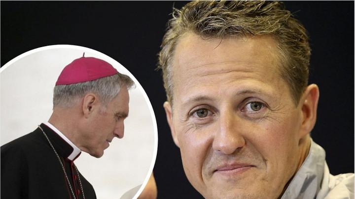 """Njemački nadbiskup bio kod Schumachera: 'Držao sam ga za ruke, u licu se udebljao..."""""""