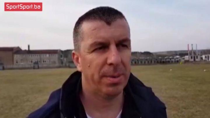 Slobodan Starčević: Protiv FK Sarajevo želimo pokazati da imamo kvalitet