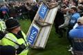 Neredi u Gentu, uhapšena jedna osoba