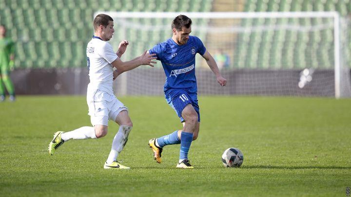 Salihović se izjednačio sa Jusufbašićem