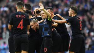 Fudbaleri Hrvatske i Tunisa večeras u prijateljskom meču igraju po novim pravilima