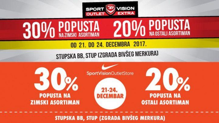 Zimske radosti u Sport Vision Oultetima na Stupu