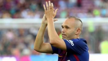 Odluka je pala: Iniesta potpisao doživotni ugovor sa Barcom