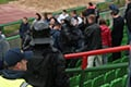 Policija morala intervenisati na Koševu
