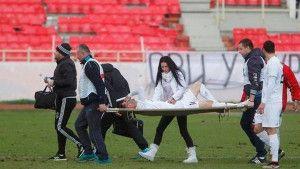 Jeziva povreda Asmira Kajevića