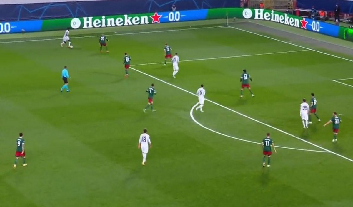 Gledajte i uživajte: Savršena akcija Bayerna i rani pogodak u Moskvi