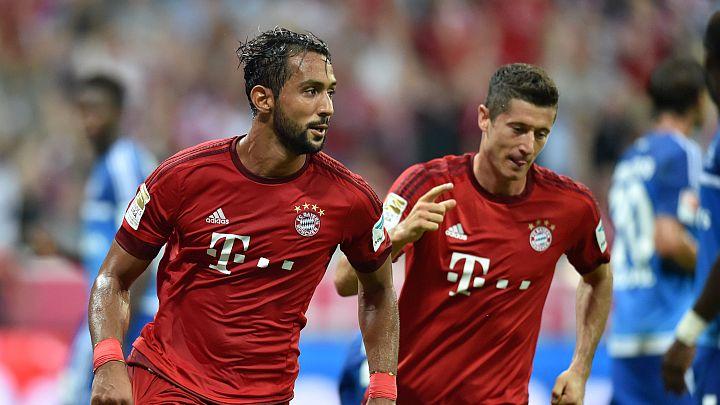 Bayern pregazio Spahićev HSV