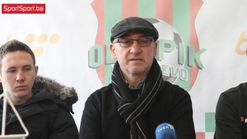 FK Olimpik ostao bez sportskog direktora