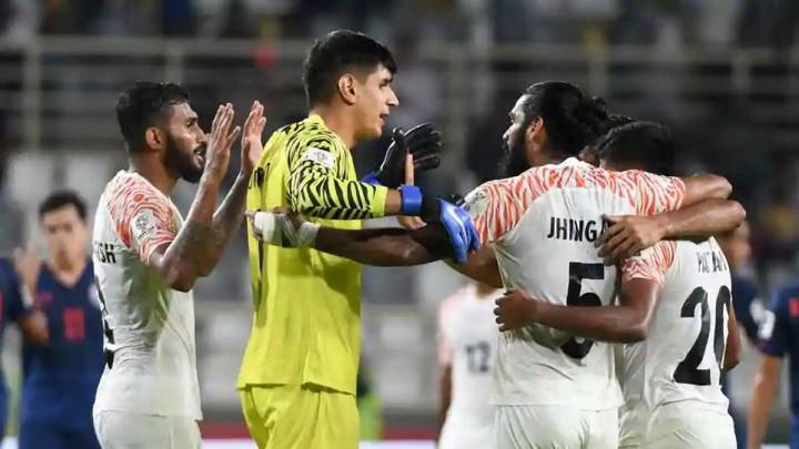 Historijska pobjeda: Indija furiozna protiv Tajlanda