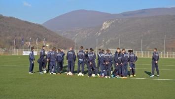 Obavljena prozivka i prvi trening FK Krupa na Vrbasu