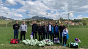 Denis Zekić sedmu godinu uzastopno pomaže sportske klubove iz Zenice