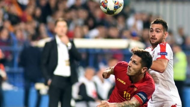 Jovetić pronašao krivca za poraz: Sjeckao je igru i navlačio za njih