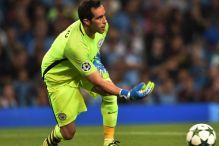 Guardiola: Bravo nije jedini krivac za rezultat