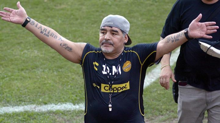 Nestao legendarni Argentinac: Prvenstvo počinje, Maradone nema