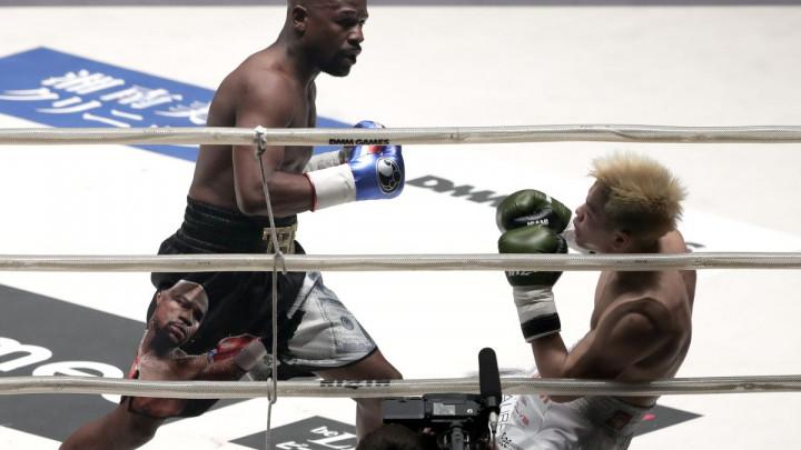 Kad novac zove: Floyd Mayweather se do kraja godine vraća u ring?