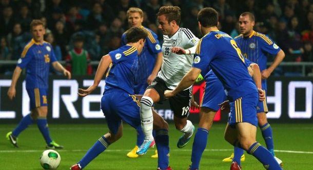 Nijemci razbili Kazahstan, Albaniji bodovi iz Norveške