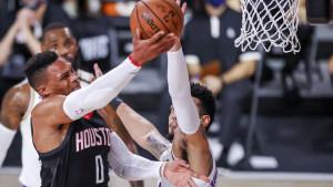 Westbrook se zahvalio navijačima Houstona