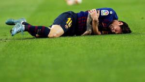 Barci pobjeda i prvo mjesto, ali sve je zasjenila Messijeva povreda