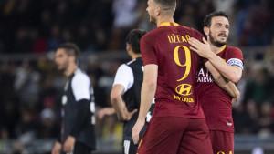 Roma odbila ponudu iz Engleske za Edina Džeku