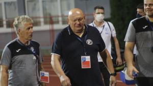 Slavko Petrović: Olimpik nije ekipa za punjenje, ali u drugom poluvremenu nisu imali teoretske šanse