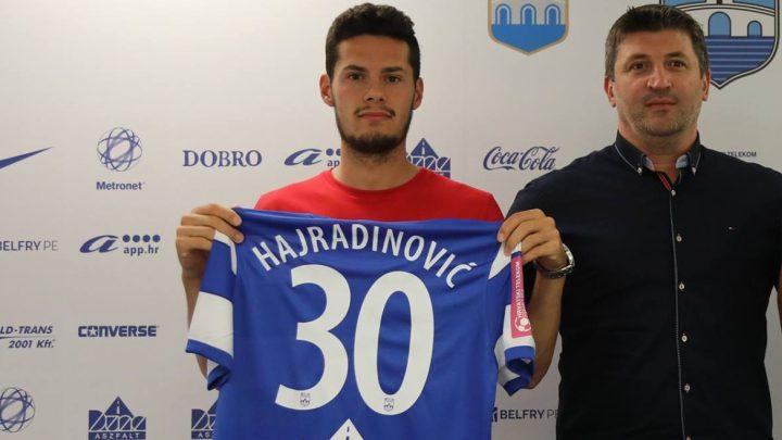 Zvanično: Haris Hajradinović potpisao za Osijek
