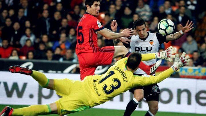 Valencia čvrsto drži poziciju za Ligu prvaka