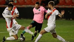 Barcelona nakon preokreta pobijedila Rayo Vallecano, Pjanić ponovo ostao na klupi