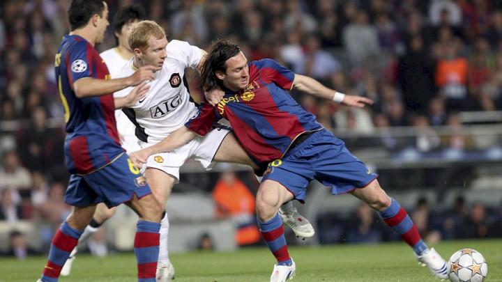 Scholes: Nije me sramota reći da sam tada izbjegavao Lionela Messija