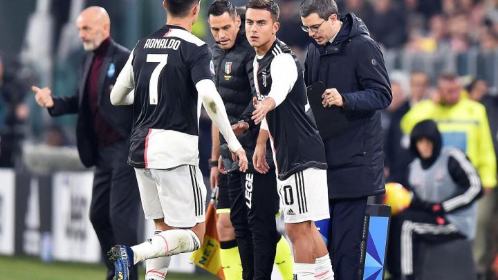 Dybala jedini trenutno dijeli svlačionicu s Messijem i Ronaldom, pitali su ga ko je bolji