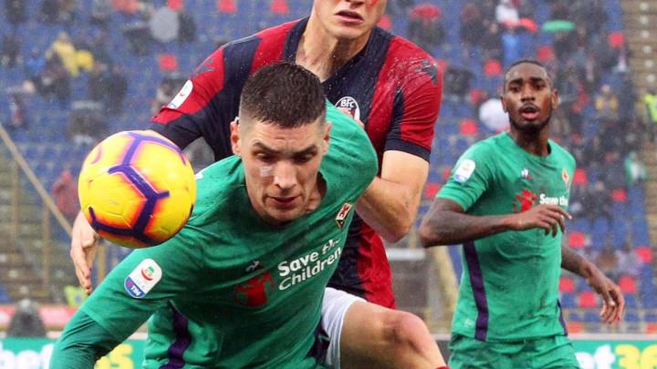 Fiorentina ne želi izgubiti Milenkovića