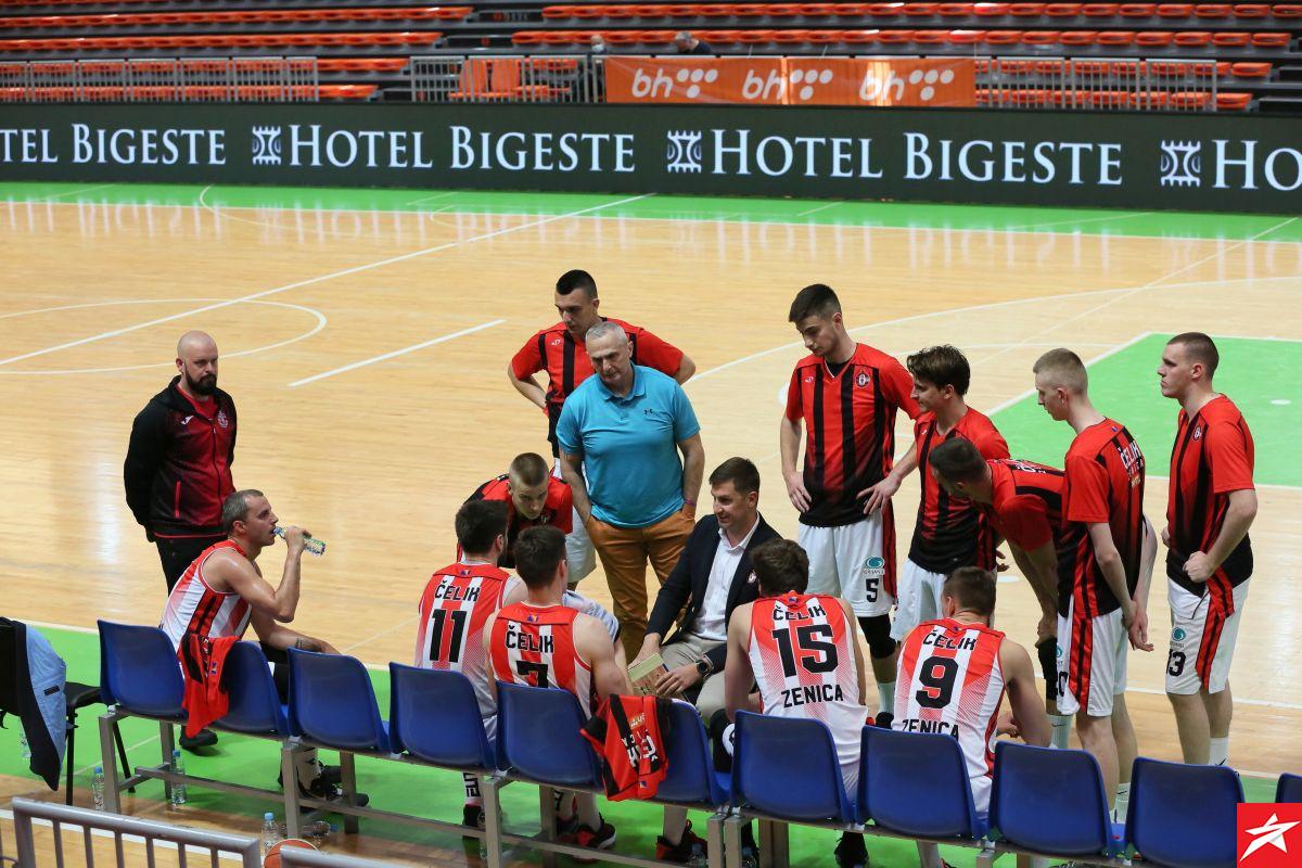 OKK Čelik najvažnije utakmice sezone umjesto u Zenici igrat će u Kaknju