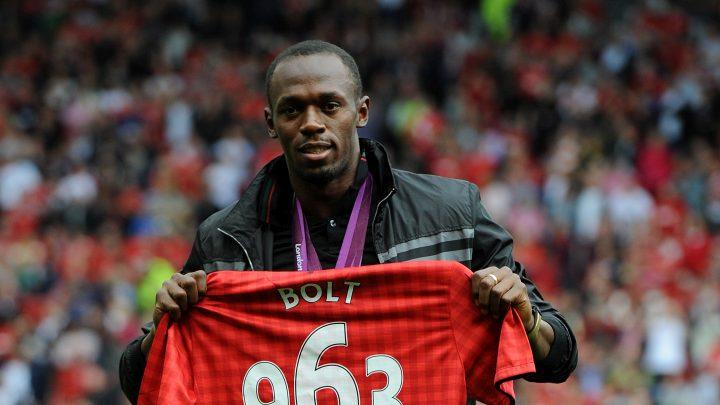 Ako se oporavi na vrijeme, Bolt će zaigrati na Old Traffordu