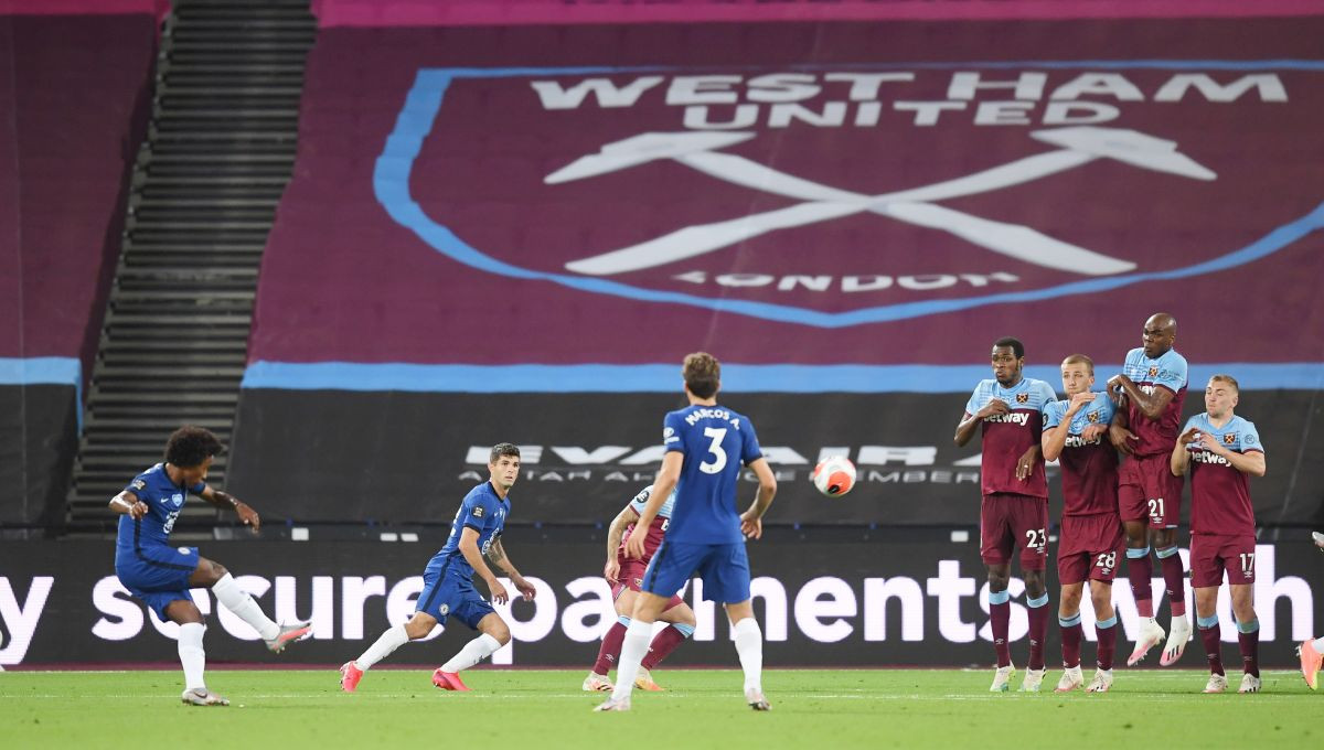 Chelsea pao na Olimpijskom stadionu, Yarmolenko junak West Hama