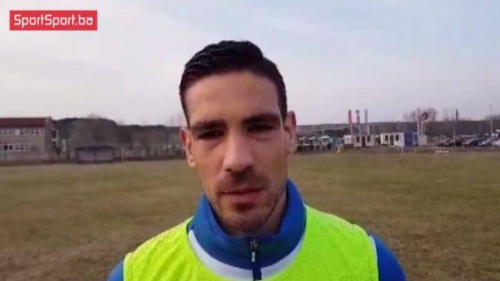 Vojo Ubiparip: Utakmica protiv FK Sarajevo uvijek nosi poseban motiv