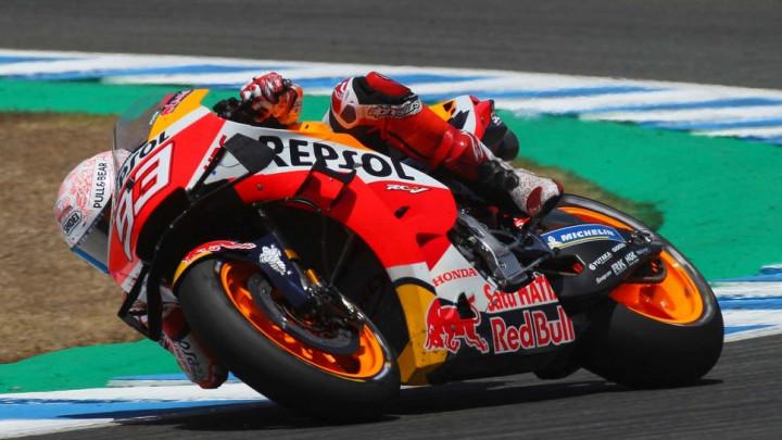Marquez operisan, nervi nisu oštećeni, brzo se vraća trkama