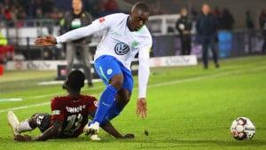 Hannover slavio protiv Wolfsburga
