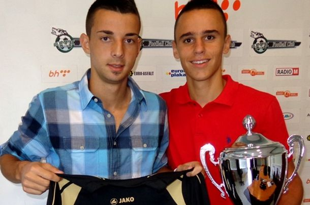 Dino Gabela i Alen Merajić potpisali za Olimpic