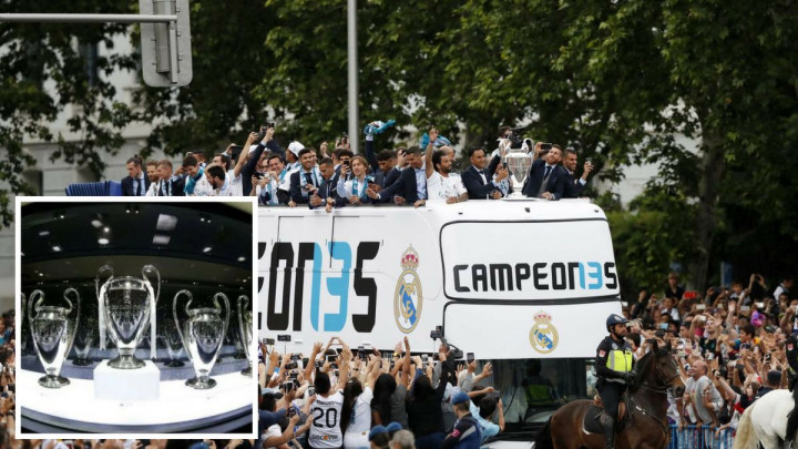 Čudan problem za Real Madrid nakon 13. titule prvaka Evrope
