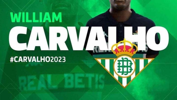 Konačno: William Carvalho potpisao!