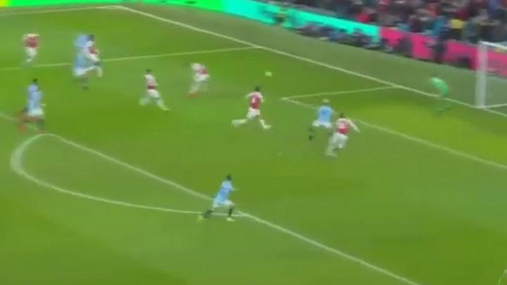 Arsenal je na Etihadu izdržao 47 sekundi!