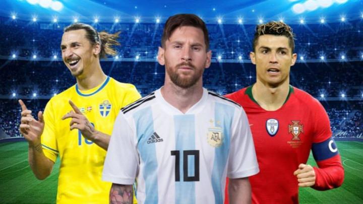 Navijači širom svijeta izabrali najboljeg igrača u historiji skoro svake države