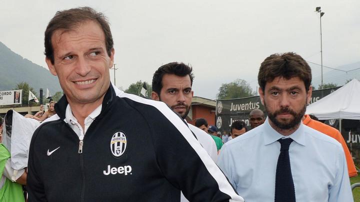 Zašto prvi čovjek Juventusa ne želi da Allegri ostane trener?