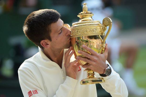 Novak Đoković po drugi put postao kralj Wimbledona