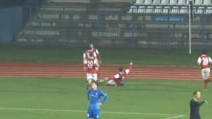 Gol kakav se rijetko viđa: Fudbaler Napretka sam protiv svih!