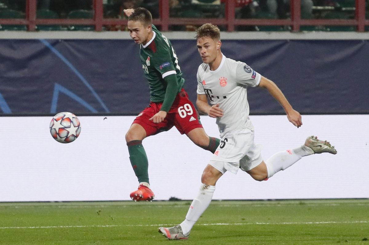 Bayern se provukao u Moskvi, Inter opet bez pobjede